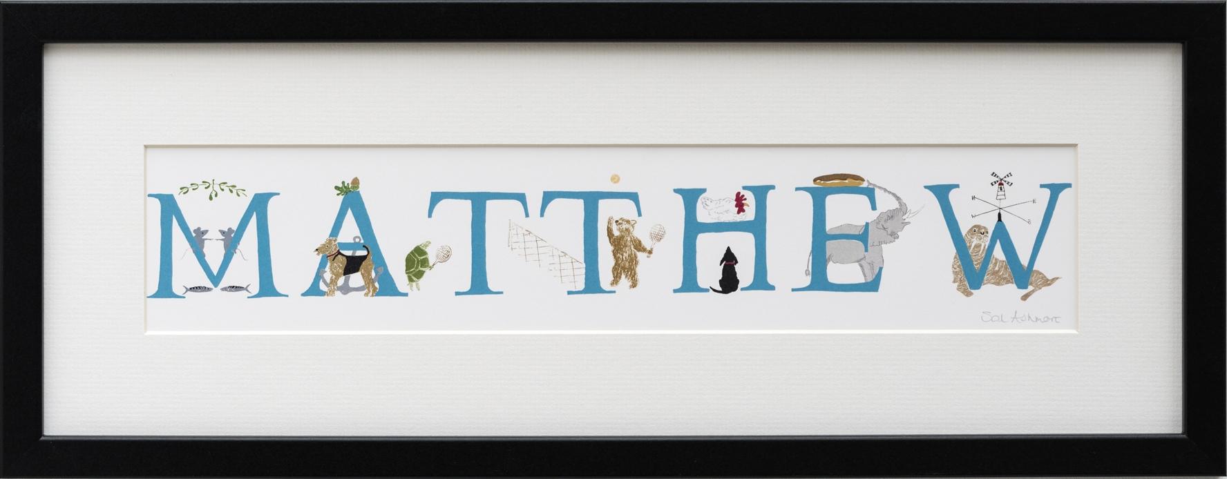 name-prints-matthew